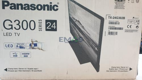 PANASONIC TX-24G302B 1908 GRADE A RECONDITIONED TV