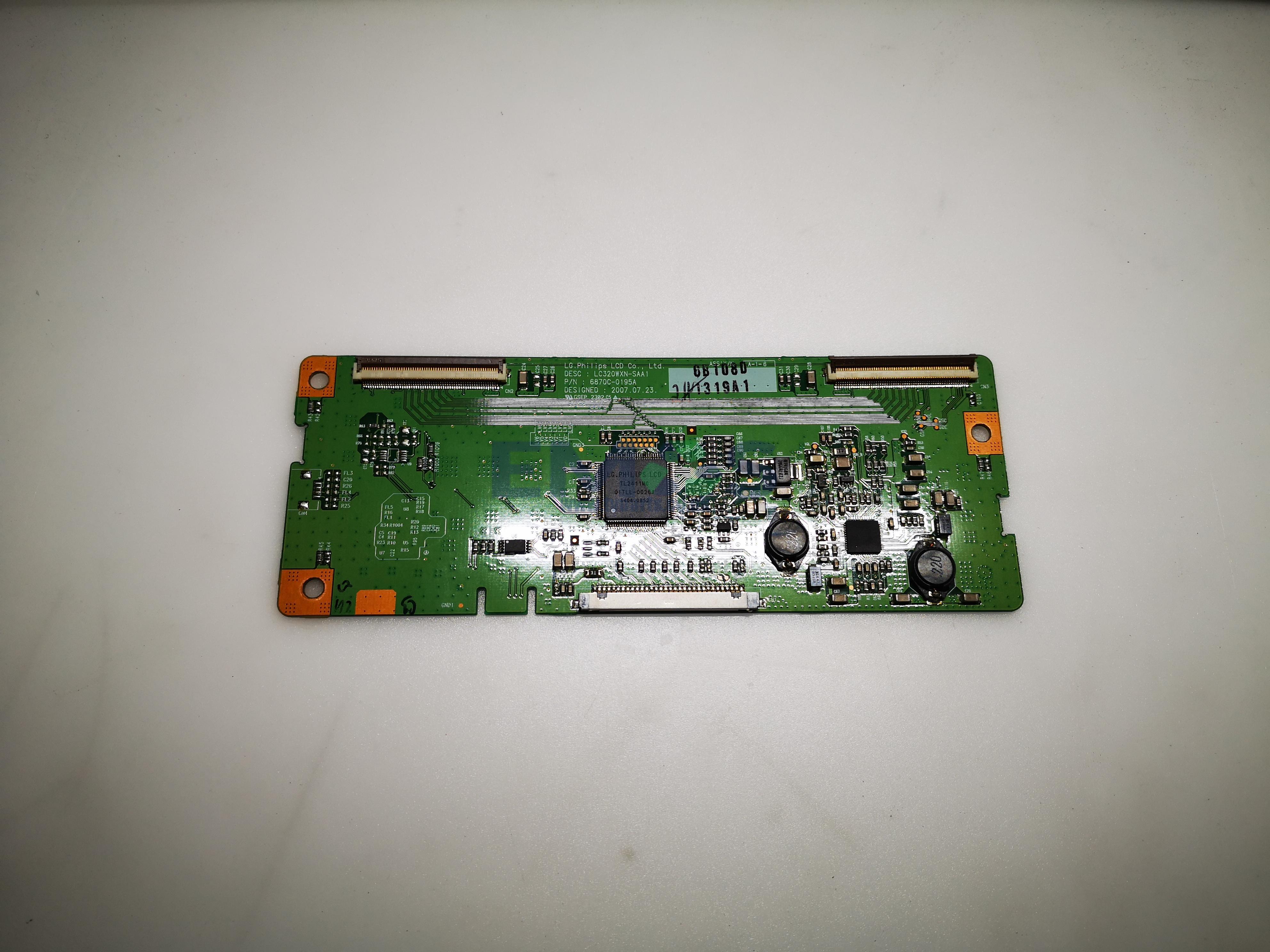 LG PHILLIPS LC320WXN-SAA1 6870C-0195A T CON BOARD