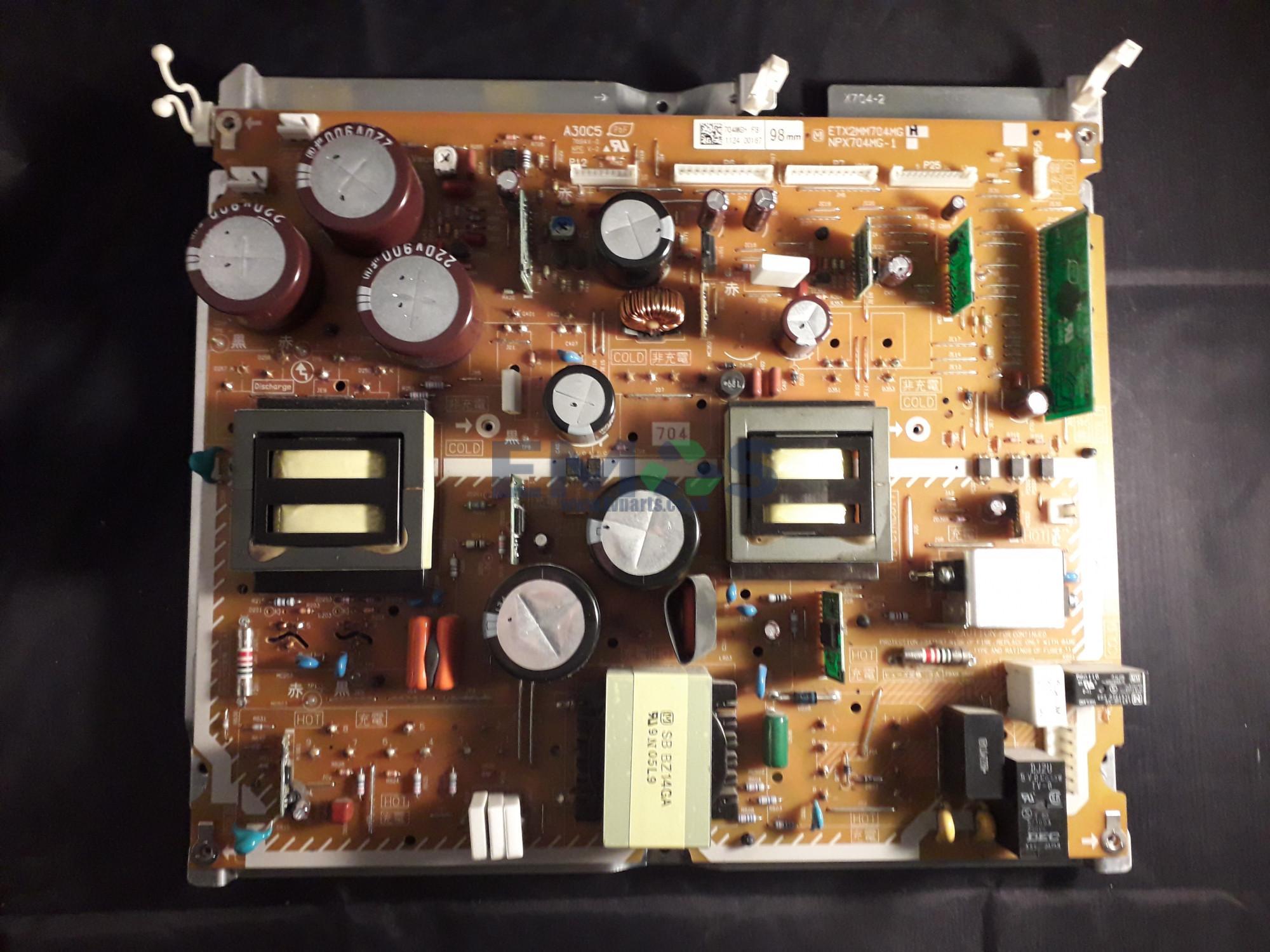 ETX2MM704MG H NPX704MG-1 PANASONIC TH-50PZ81B POWER SUPPLY
